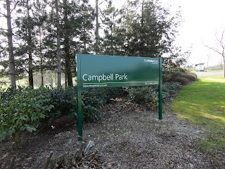 Campbell Park Sign