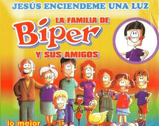 biper y sus amigos dvd full
