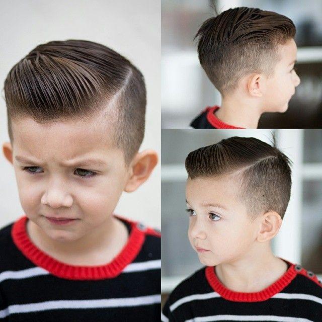 contoh beberapa model gaya rambut yang cocok untuk anak