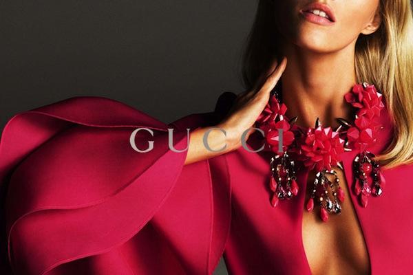 Gucci spring summer 2013 - Adv campaign