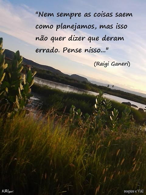 Foto particular - KRI: foto tirada a caminho da Bahia