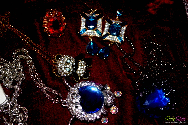 Fashion Jewellery Haul by Rosegal