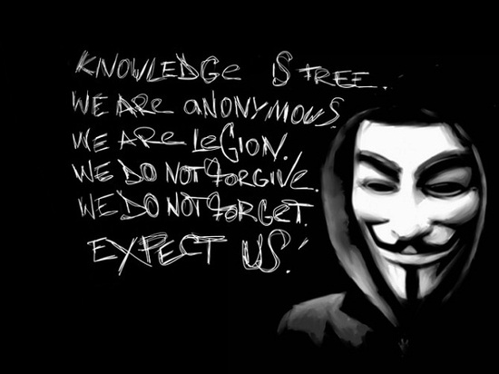 Anonymous Response to Sony : We didn't do it as we will never hurt the innocents !