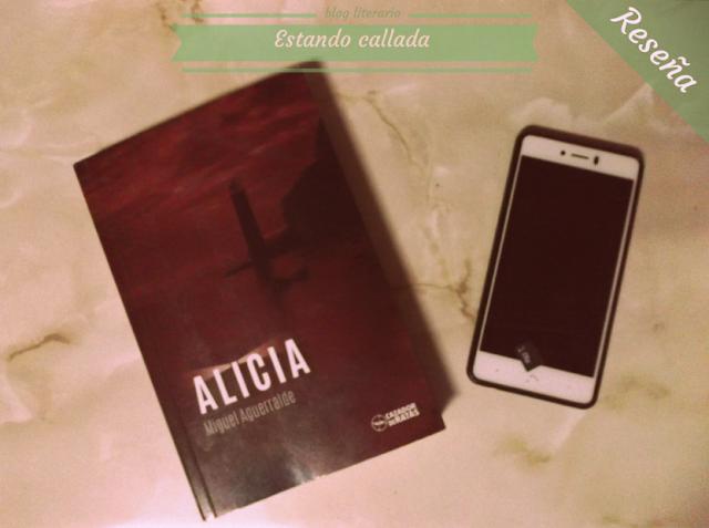 Reseña de Alicia, de Miguel Aguerralde