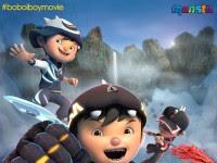 Download BoBoiBoy: The Movie (2016) DVDRip