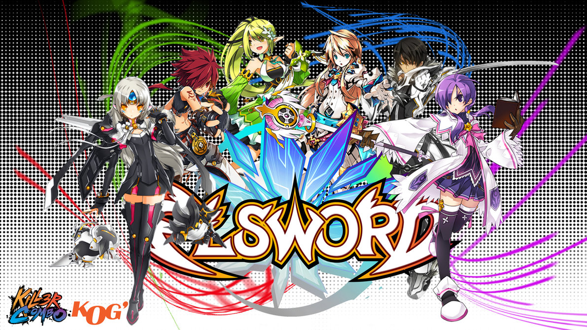 The Elsword Plot Involves A Mystical Land Named Elrios Which Was Nurtured To Life Through Power Of Gem Known As El Stone