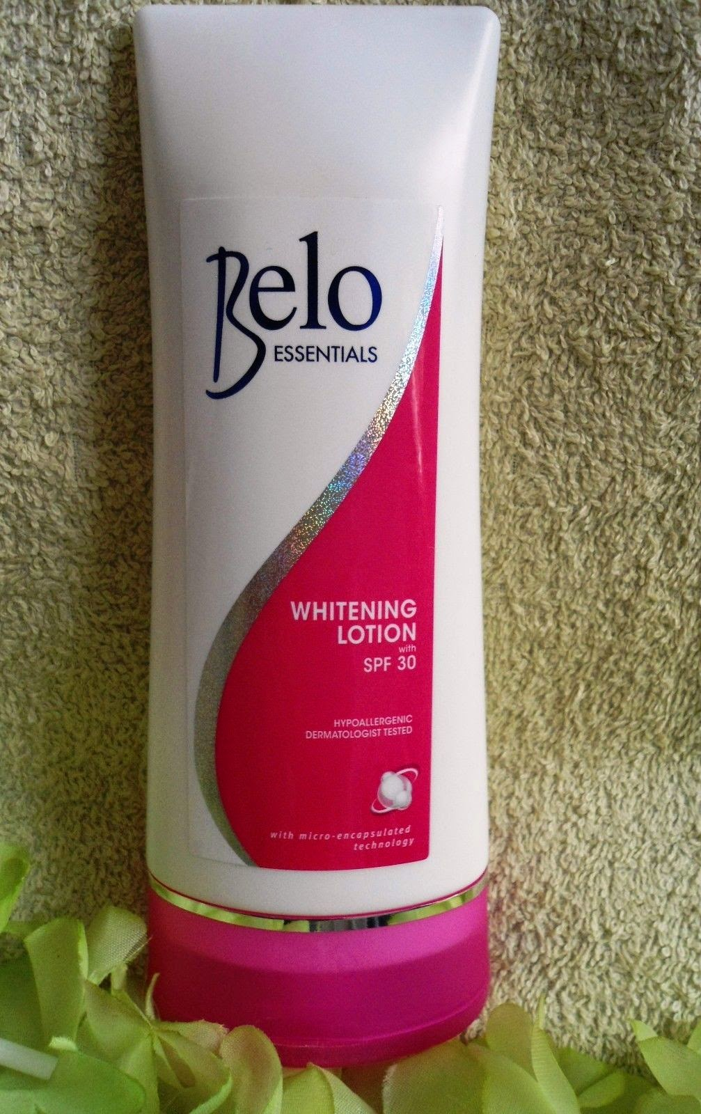 Trendz Fashion Accessories Cosmetics Belo Essentials Whitening Body Lotion Sp 100ml Spf 30 Pink Imphal India Free Shipping 09862719532