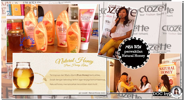 Talkshow dengan Natural Honey