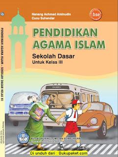 Buku Paket Pelajaran PAI Kelas 3 SD/MI