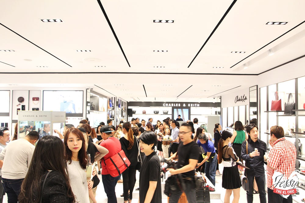 Fashion: Charles & Keith New Concept Store (Mid Valley Megamall, KL)