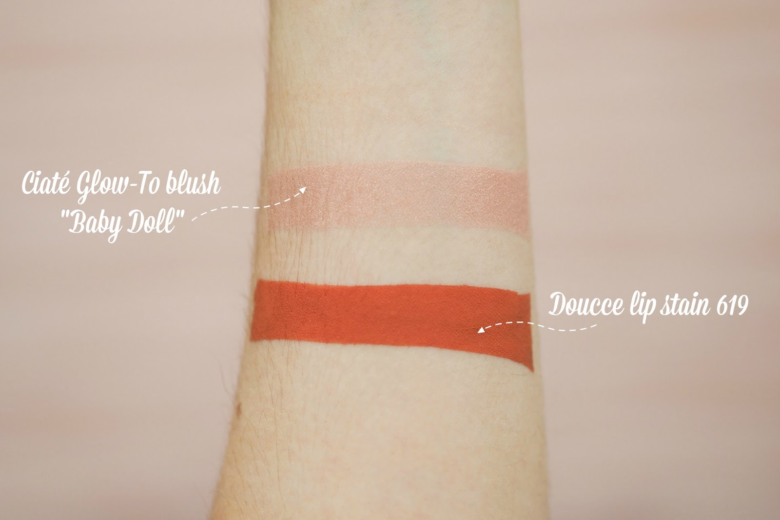 Cohorted beauty box review ciate london glow to illuminating blush