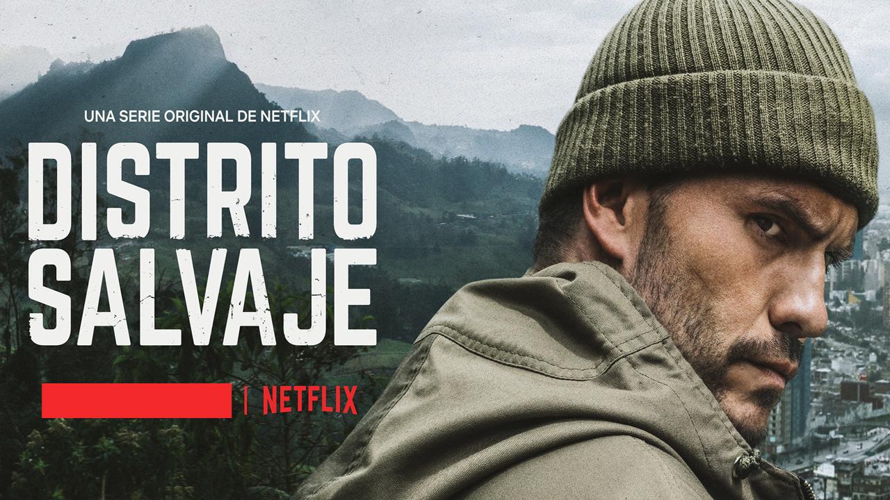 Series/mini series de TV Distrito-Salvaje-Temporada-1poster-165x225