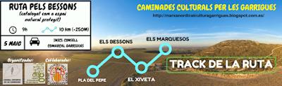 https://es.wikiloc.com/rutas-senderismo/ruta-paisatgistica-per-enp-els-bessons-31a-caminada-cultural-per-les-garrigues-24291301