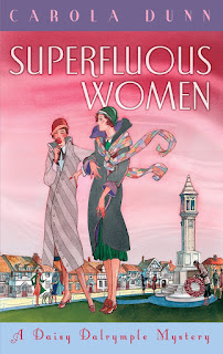 https://www.amazon.co.uk/Superfluous-Women-Daisy-Dalrymple-Mystery/dp/147211549X