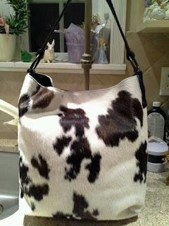 New Design Cowhide Handbags Australia