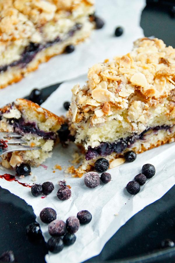 Heidelbeer Kuchen Rezept Spoon and Key Blog