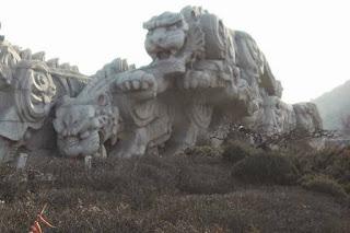 Berikut kumpulan foto pantai Tiger Beach di Tiongkok: