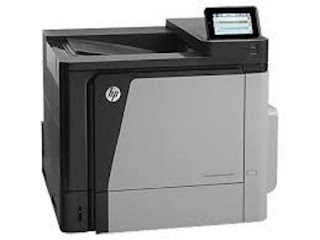 Picture HP Color LaserJet M651dn Printer Driver Download