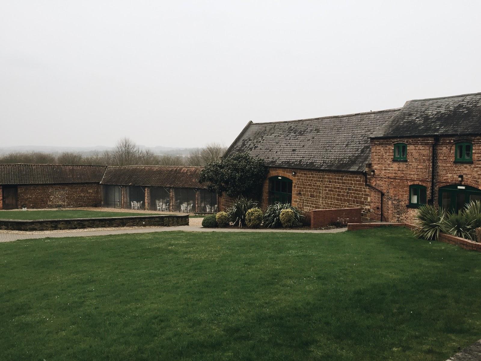 Hunsbury Hill Centre Barn Venue