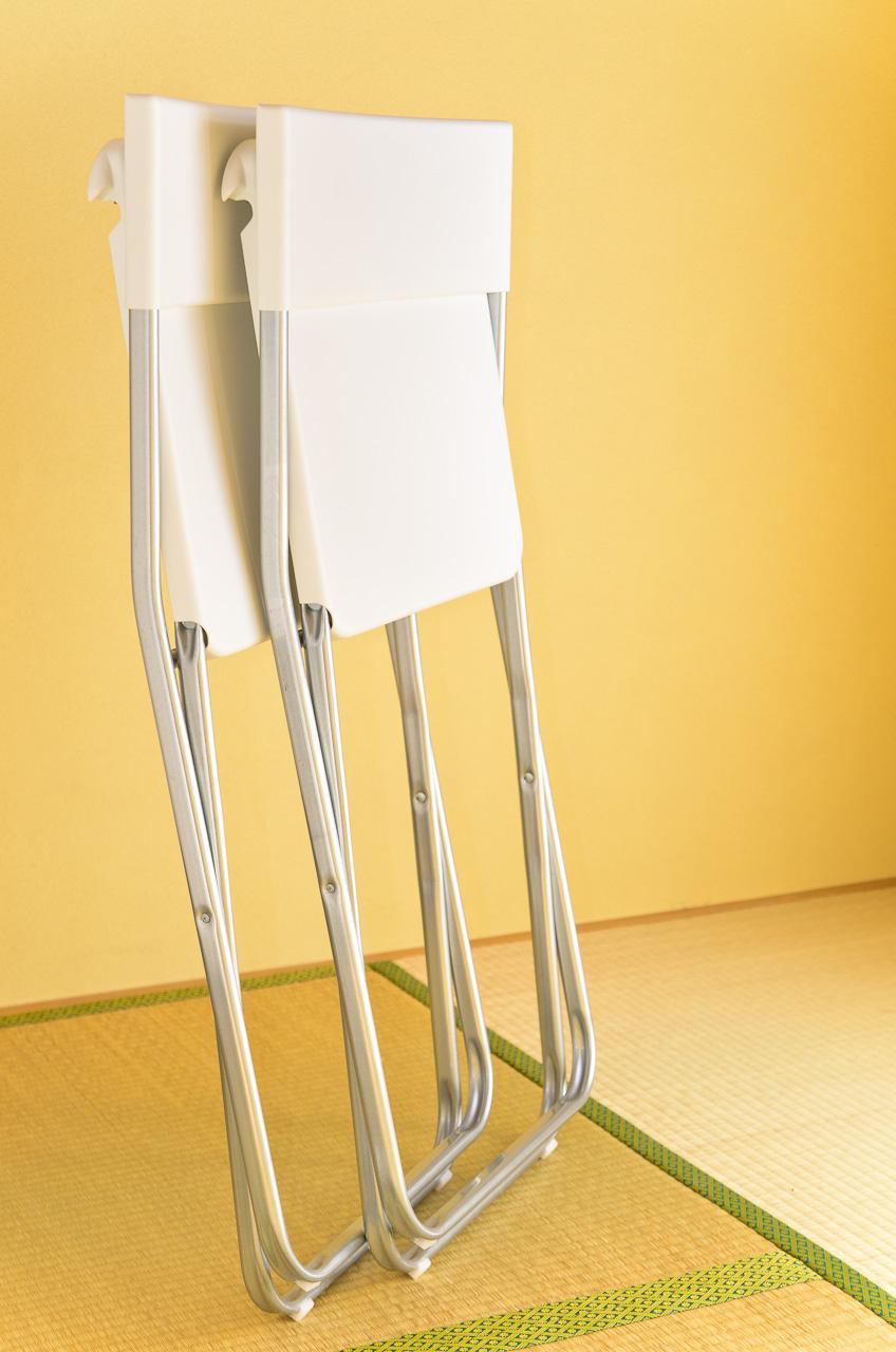 & Goodbye Japan: Folding chair