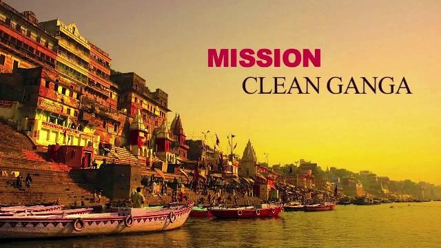 Clean+Ganga