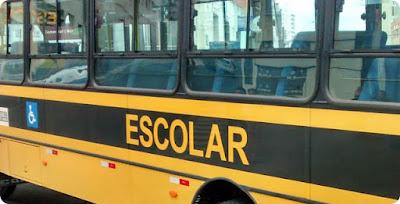 Ônibus escolar é assaltado na zona rural de Alagoinhas