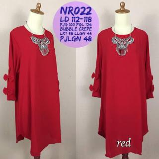 Baju Tunik Jumbo Big Size NR022