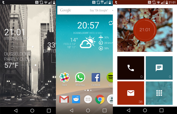 Best Theme Launchers For Android