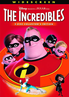 The Incredibles Collector's Edition 2004 DVD R1 NTSC Latino