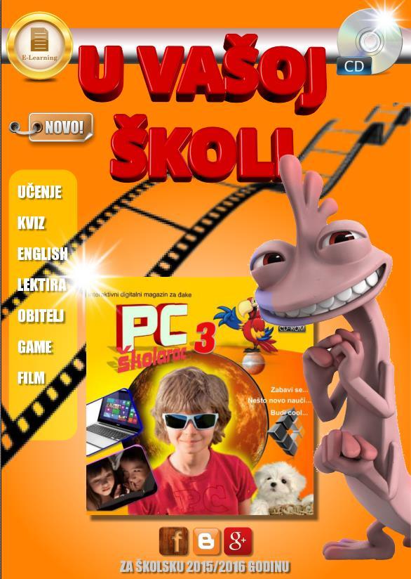 PC ŠKOLARAC CD