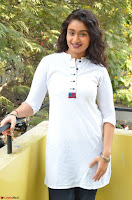 Kiran Chetwani in Denim and White Kurti  Exclusive 045.JPG