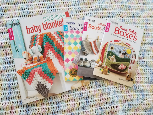 Crochet and Knitting patterns to make for Baby