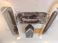Mach 10 Air Conditioner inside