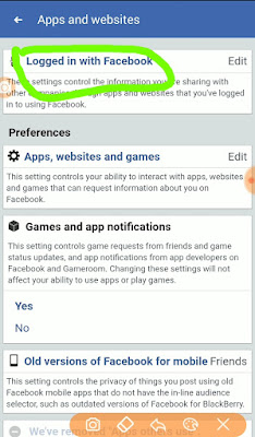 How to remove facebook  unwanted apps in hindi