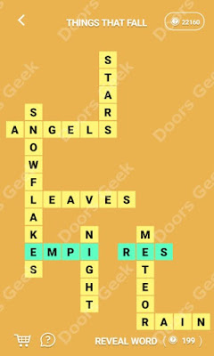 Cheats, Solutions for Level 207 in Wordcross by Apprope