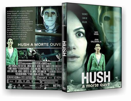 Torrent - Hush – A Morte Ouve Torrent WEBRip 720p Dual Áudio (2016)