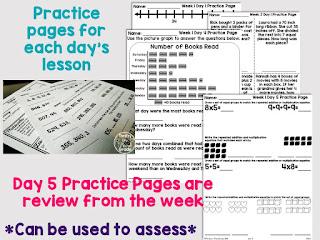 http://thriftyinthirdgrade.blogspot.com/2016/07/guided-math-for-third-grade.html