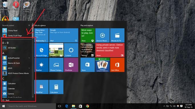 Cara Mengetahui Letak Aplikasi Software Yang Sudah Di Install Pada Windows 10 Androcips