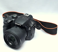 Sony Alpha a3500 Mirrorless bekas