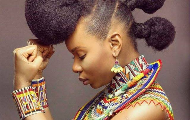 Nigerian Singer, Yemi Alade's Amazing Look In New Photo Will Leave You Speechless
