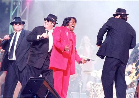 Blues Brother James Brown Super Bowl