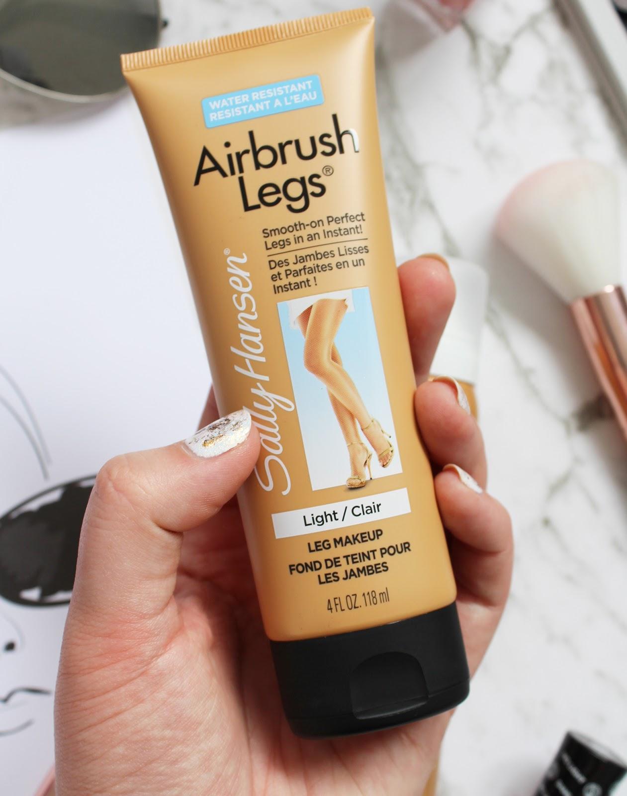 SALLY HANSEN | Airbrush Legs - CassandraMyee