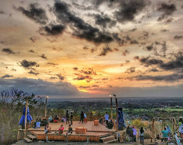 Tempat romantis tahun baru 2019 di Yogyakarta,