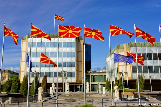 EU TOLERATES HATE SPEECH AGAINST MACEDONIA IN GREECE, SAYS MACEDONIAN GOVERNMENT