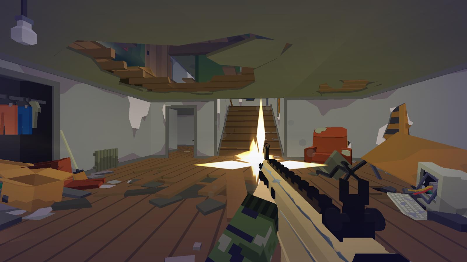Pixel Combat Zombies Strike MOD APK