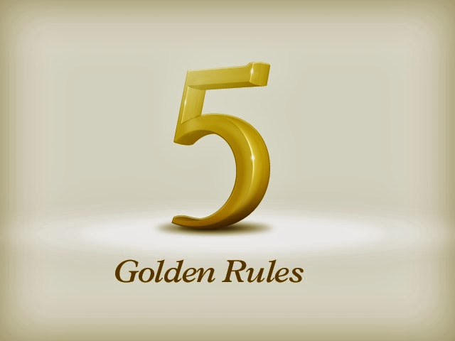 The Fundraising Collective: 5 Golden Rules for Writing a