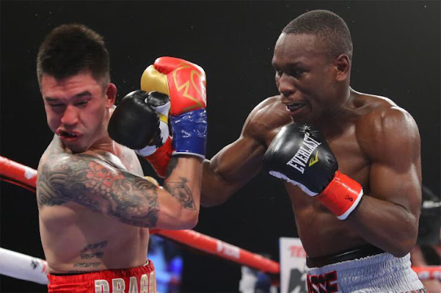 Yves Ulysse Jr defeats Steve Claggett Via UD