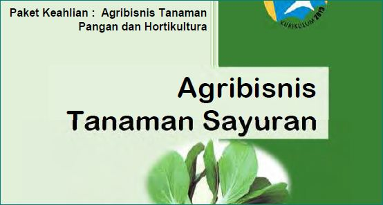 Agribisnis Tanaman Sayuran Pangan dan Hortikultura Buku Kelas 10 SMK Kurikulum 2013 Pdf