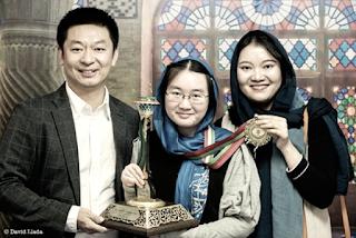 AJEDREZ - Tan Zhongyi reafirma el poderío chino en el Mundial de Teherán