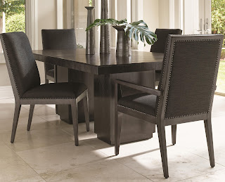 Baers Furniture Lexington Carrera Dining Room
